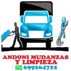 Andoni Mudanzas y Limpieza