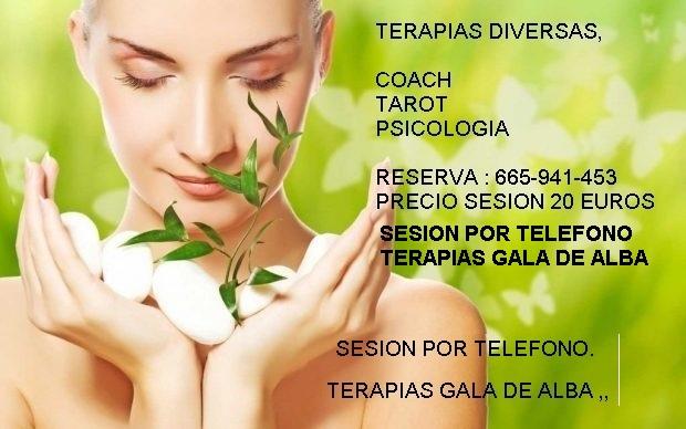 Terapias Gala De Alba