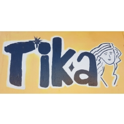 Tika Afro Look