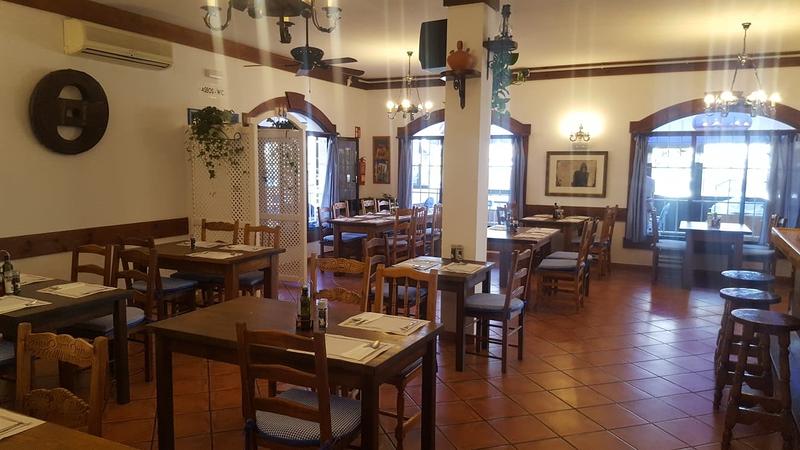 Restaurante May 5