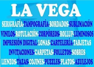 Serigrafia La Vega