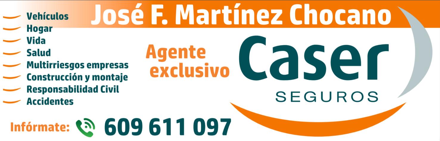 Agente Exclusivo Caser Jose Martinez Chocano