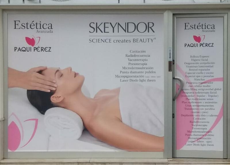 Estética Avanzada Paqui Pérez Lepe