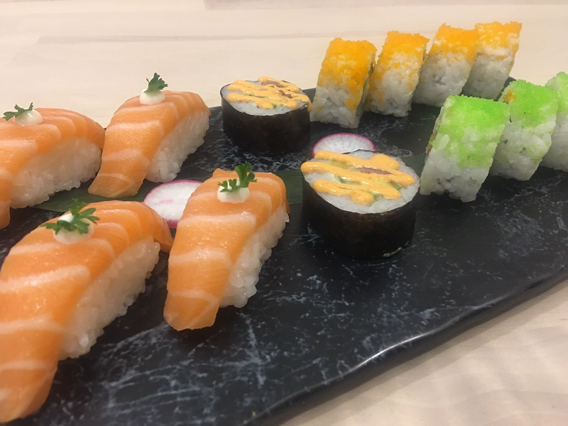 Oishi Restaurante Japonés 12