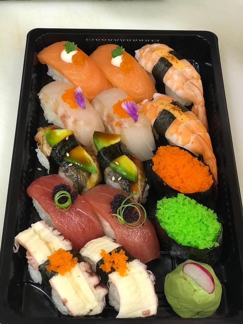 Oishi Restaurante Japonés 28
