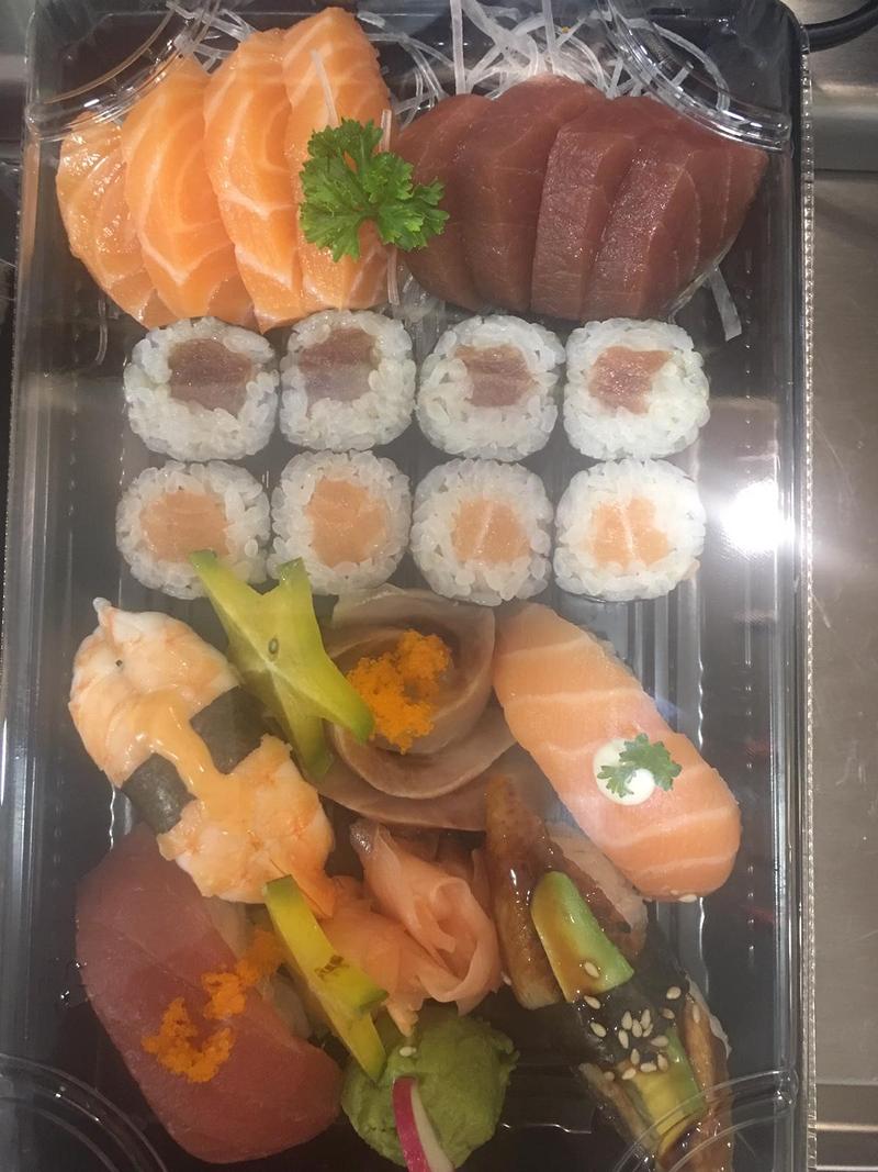 Oishi Restaurante Japonés 21