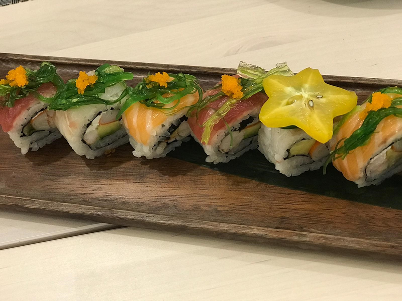 Oishi Restaurante Japonés 30
