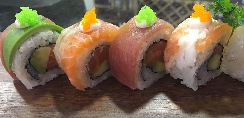 Oishi Restaurante Japonés 14