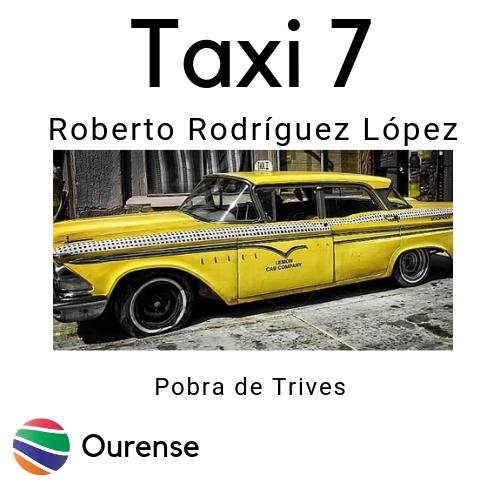 roberto (chou) taxi n7