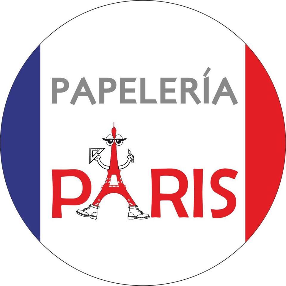PAPELERÍA PARÍS