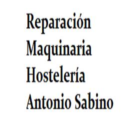 Reparación Maquinaria Hostelería Antonio Sabino