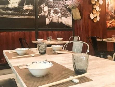 Vietnam Express Restaurante COCINA VIETNAMITA