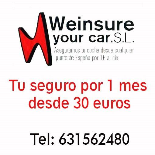 We Insure Your Car
