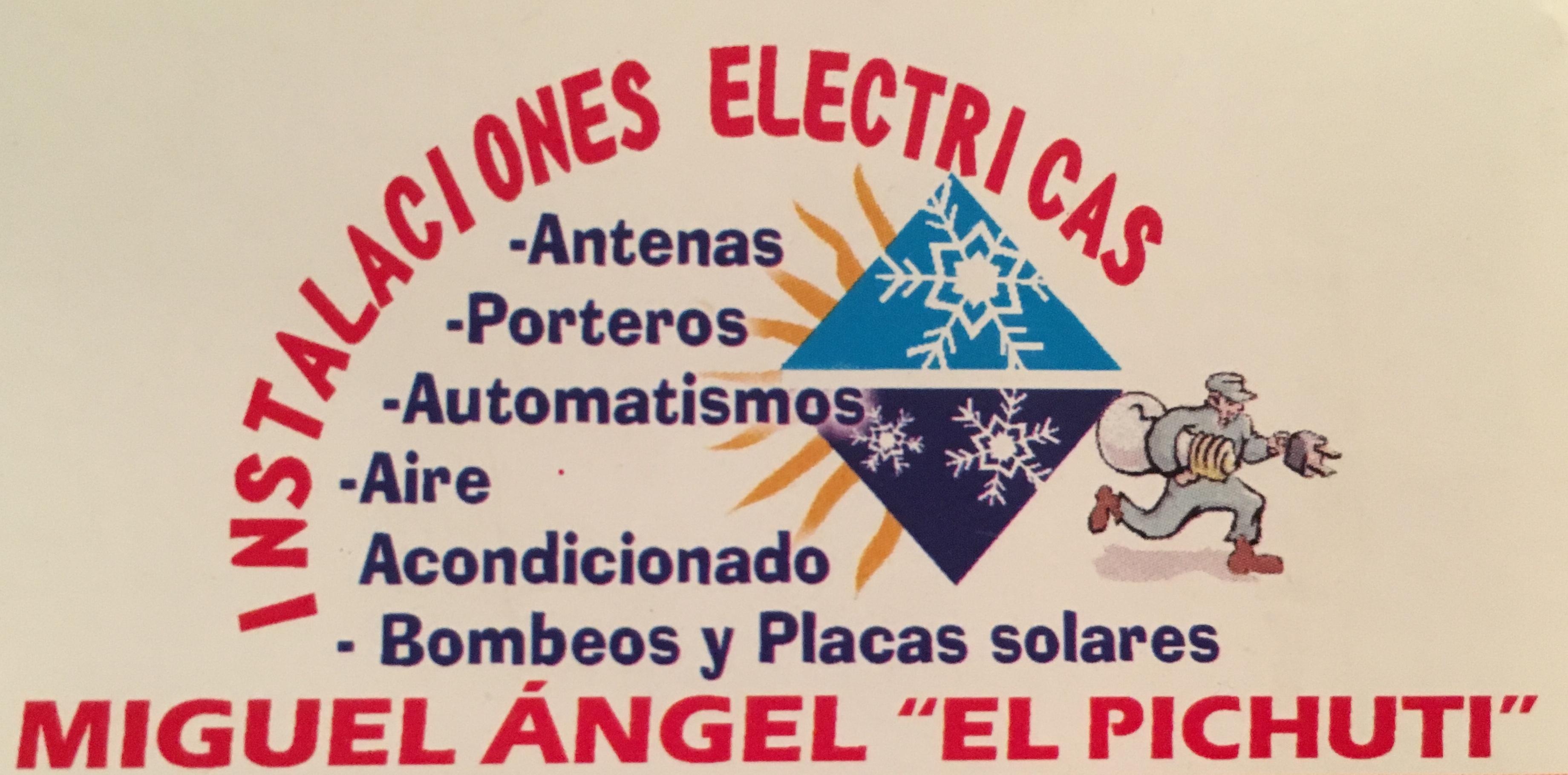 Instalaciones Eléctricas Pichuti