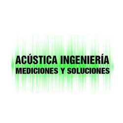 Acústica Ingeniería. Mediciones y Soluciones