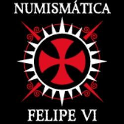 Numismatica Felipe VI