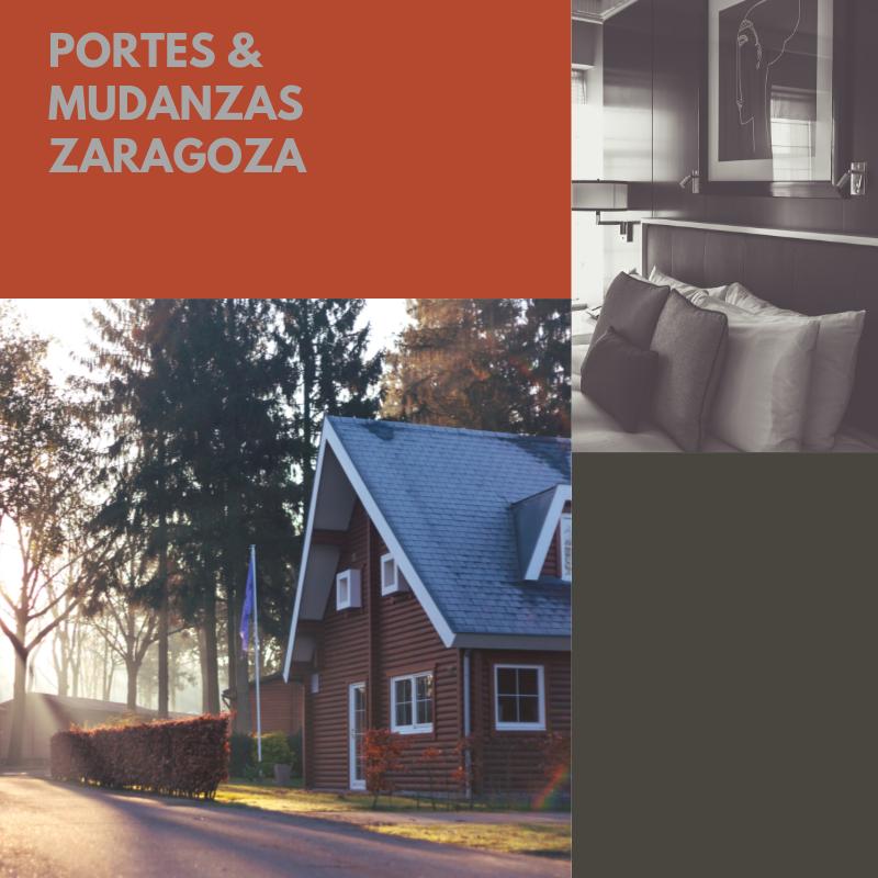 Portes y Mudanzas Zaragoza