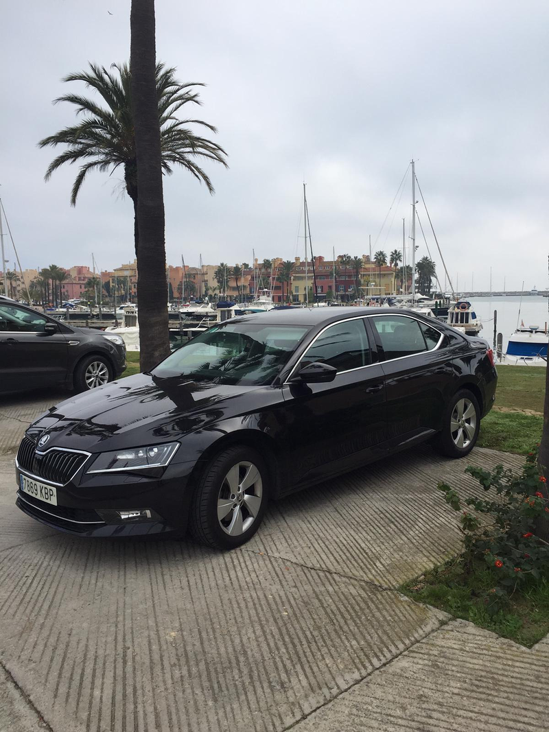 CAR FLY PRIVATE TRANSFERS MALAGA AIRPORT 7