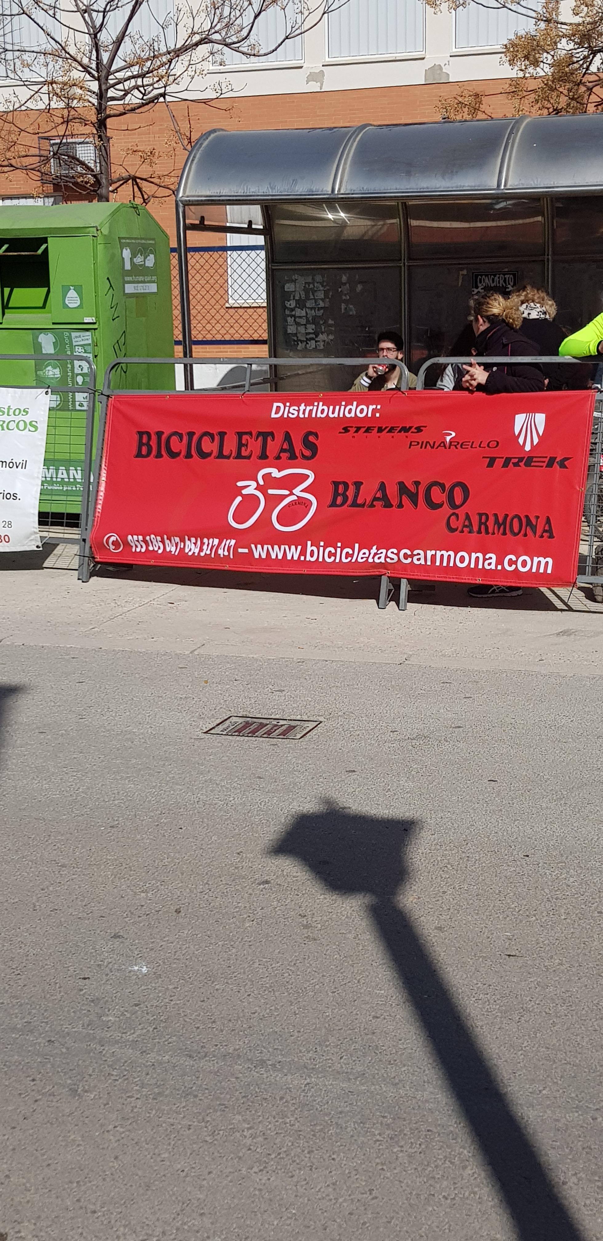 Bicicletas Blanco Carmona