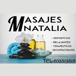 Masajes Natalia