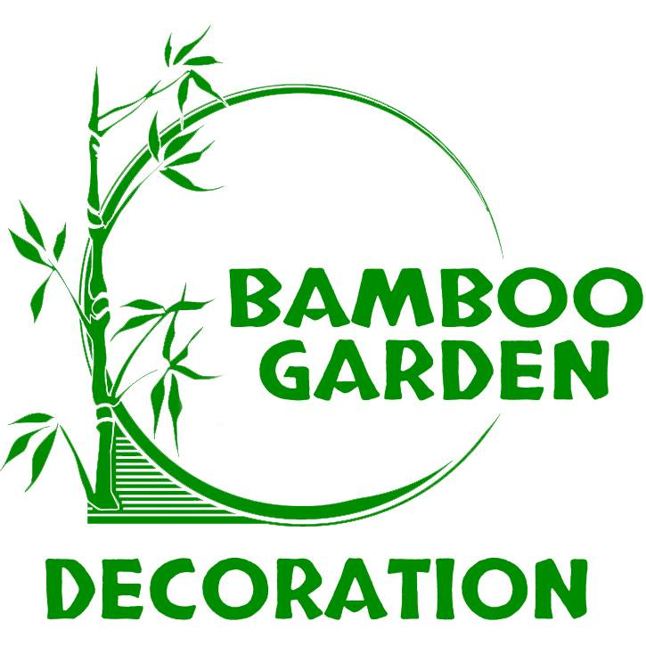 Bamboo Garden Decoration