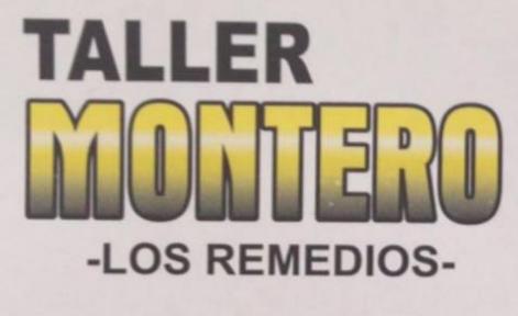 Taller Los Remedios Montero