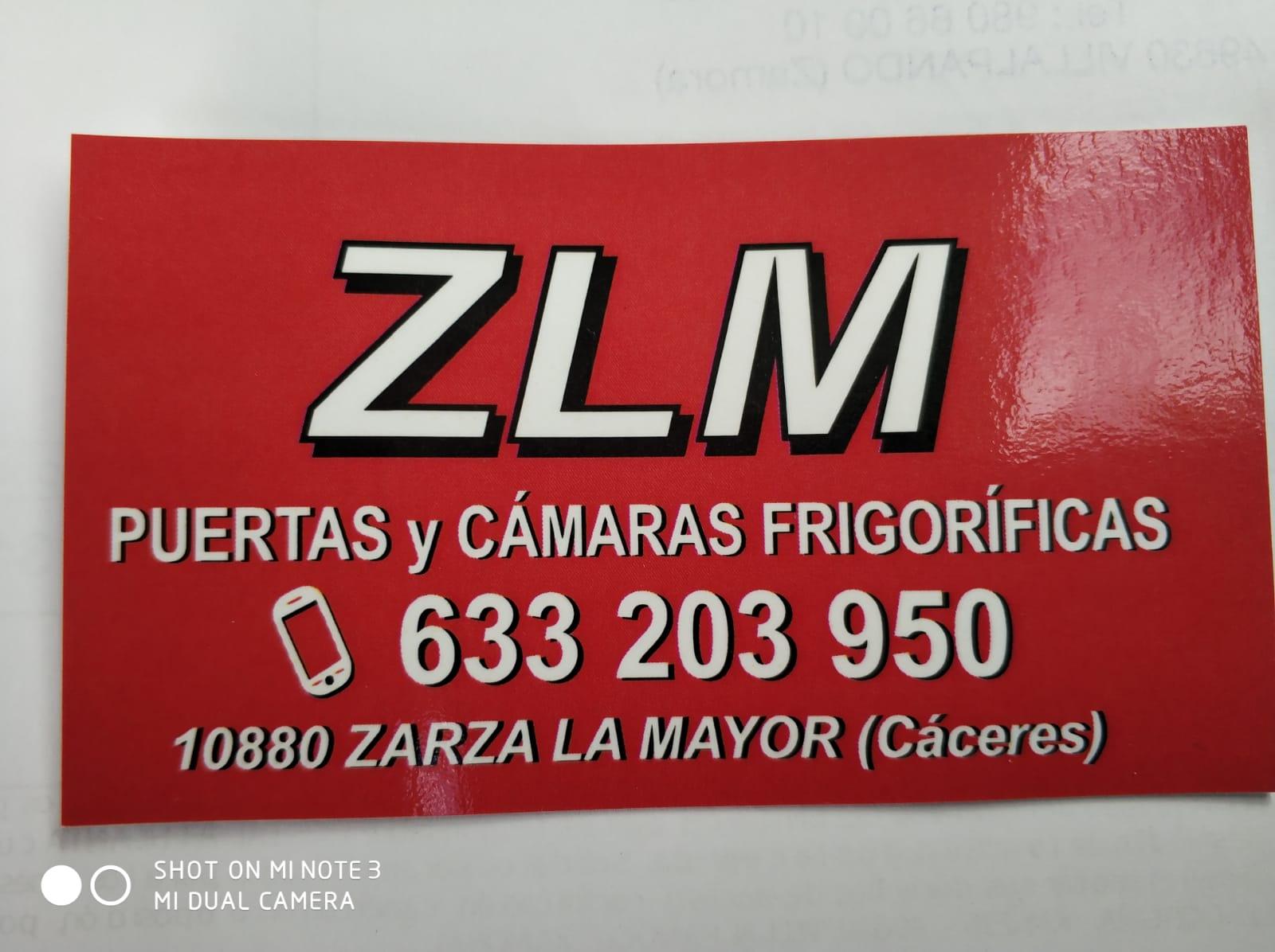 ZLM Puertas y Cámaras Frigoríficas