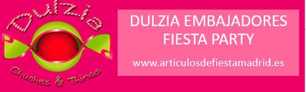 Dulzia Embajadores Fiesta Party