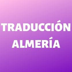 Traducción Almería