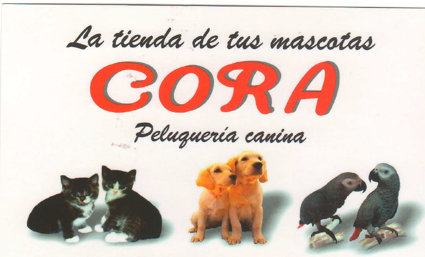 LA TIENDA DE TUS MASCOTAS CORA