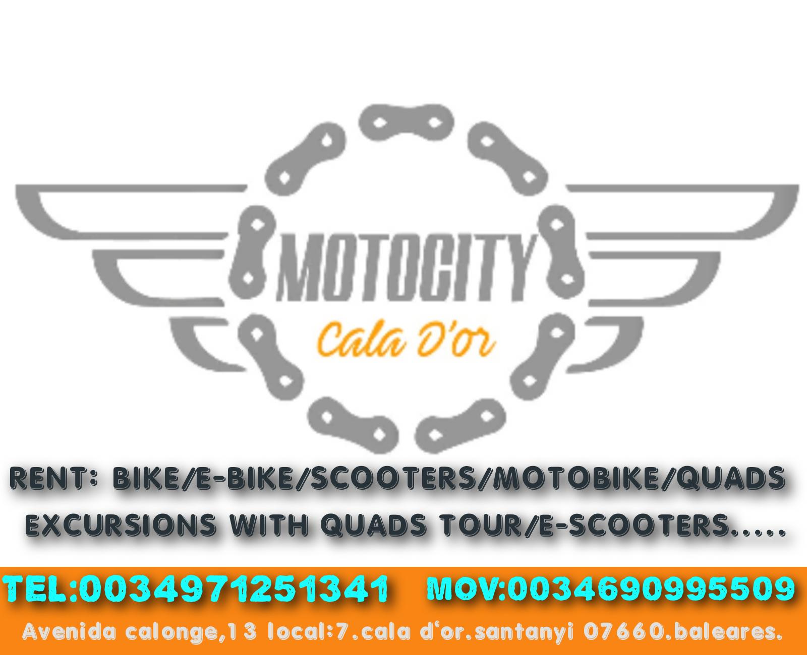 MOTOCITY CALA D'OR