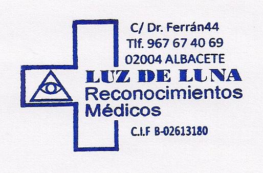 Luz De Luna - Reconocimientos Medicos