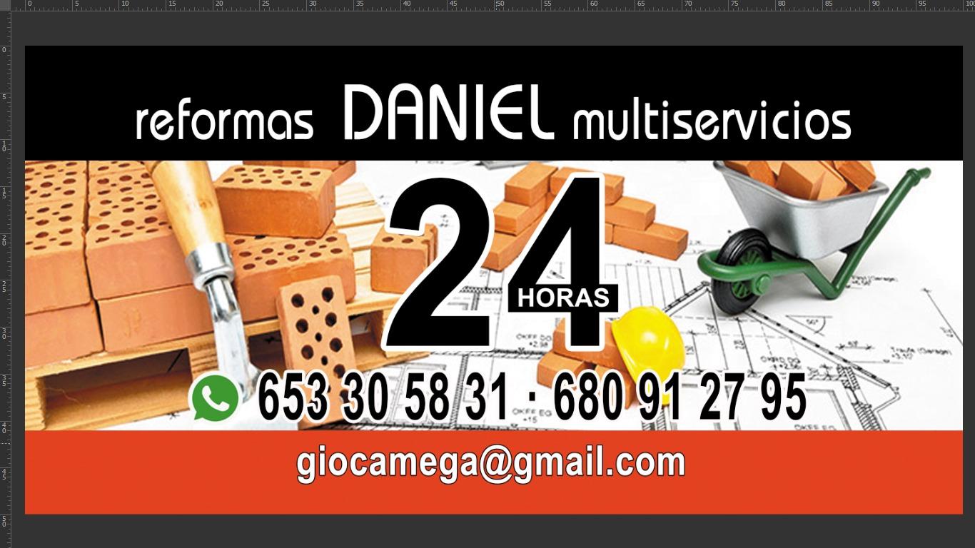 REFORMAS DANIEL multi servicios