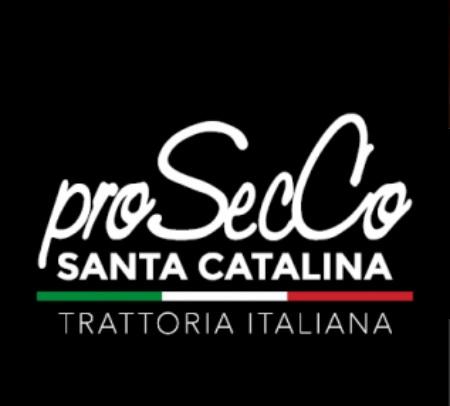 Prosecco Santa Catalina Trattoria Italiana