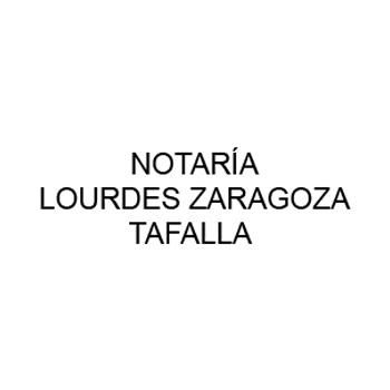 Notaría Lourdes Zaragoza Tafalla