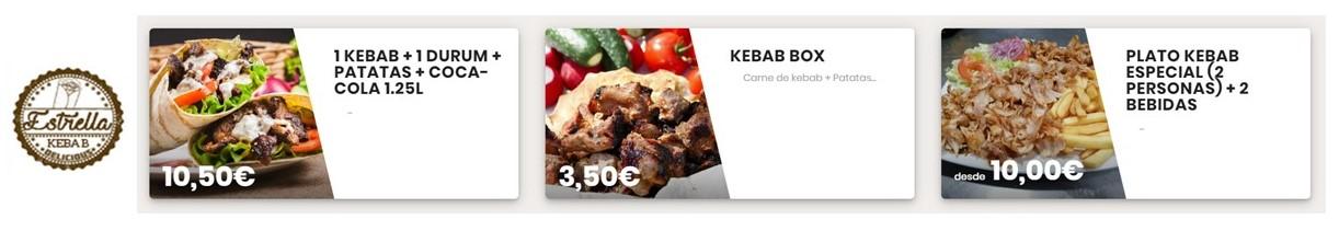Imagen de Restaurante Kebab Estrella de Parla