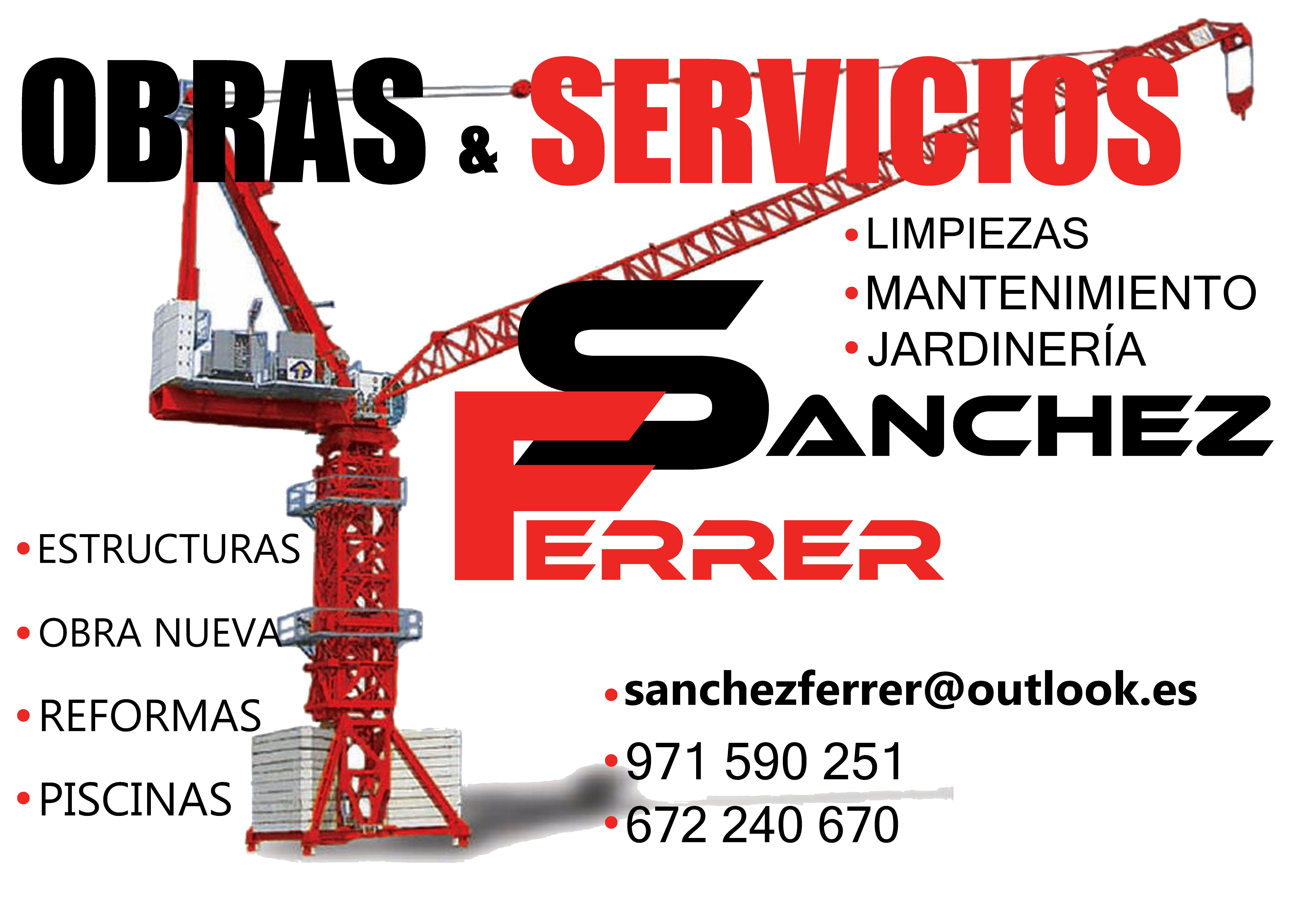 Obras & Servicios Sanchez Ferrer