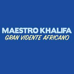 Vidente Africano Maestro Khalifa