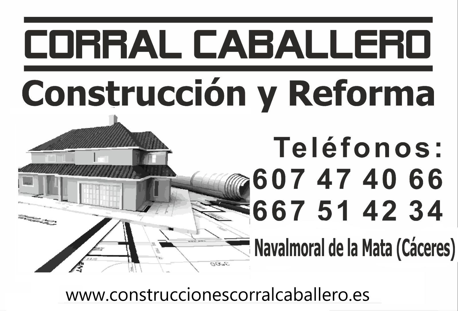 Construcción Y Reformas Corral Caballero