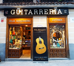 Imagen de Guitarras Manzanero