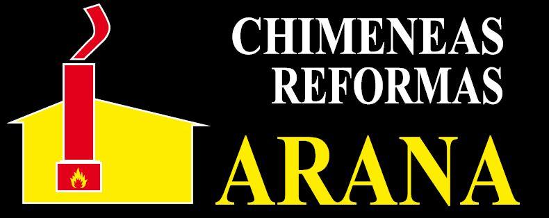CHIMENEAS-HOGAR ARANA