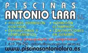 Piscinas Antonio Lara