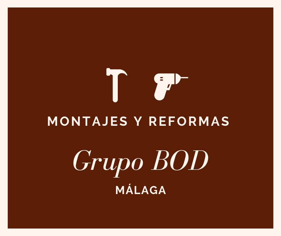 Montajes y Reformas Grupo BOD