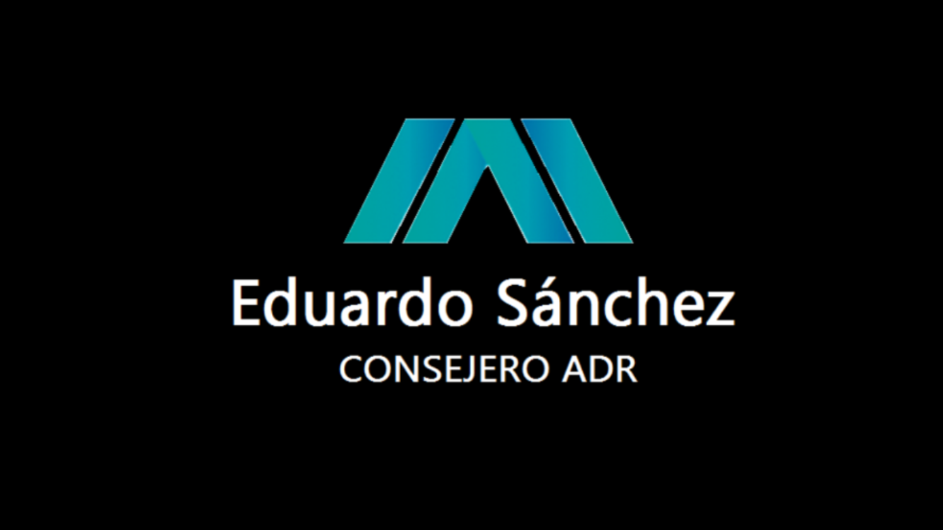 Eduardo Sánchez Consejero de Seguridad ADR