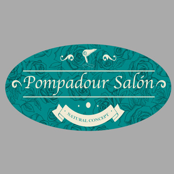 Pompadour Salon Natural Concept