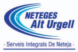 Neteges Alt Urgell
