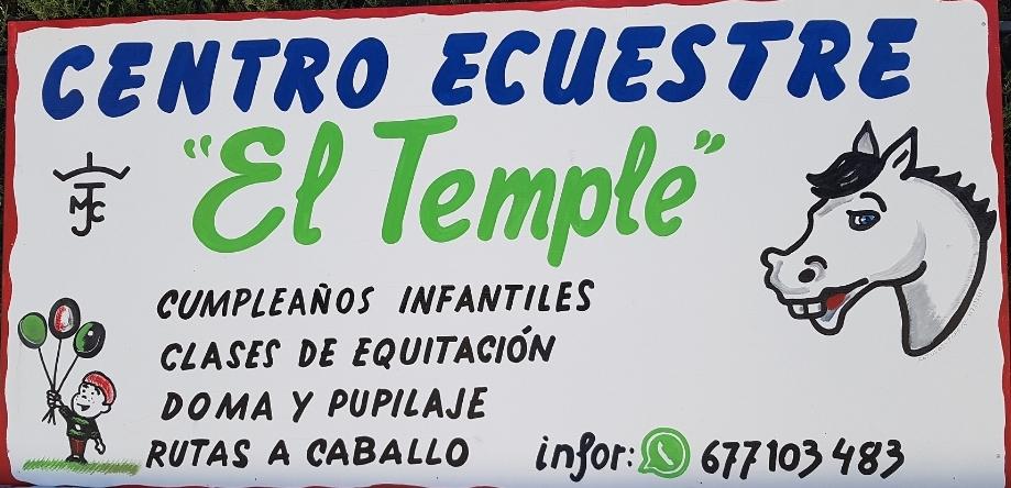 Centro Ecuestre El Temple