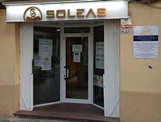 Imagen de Soleas