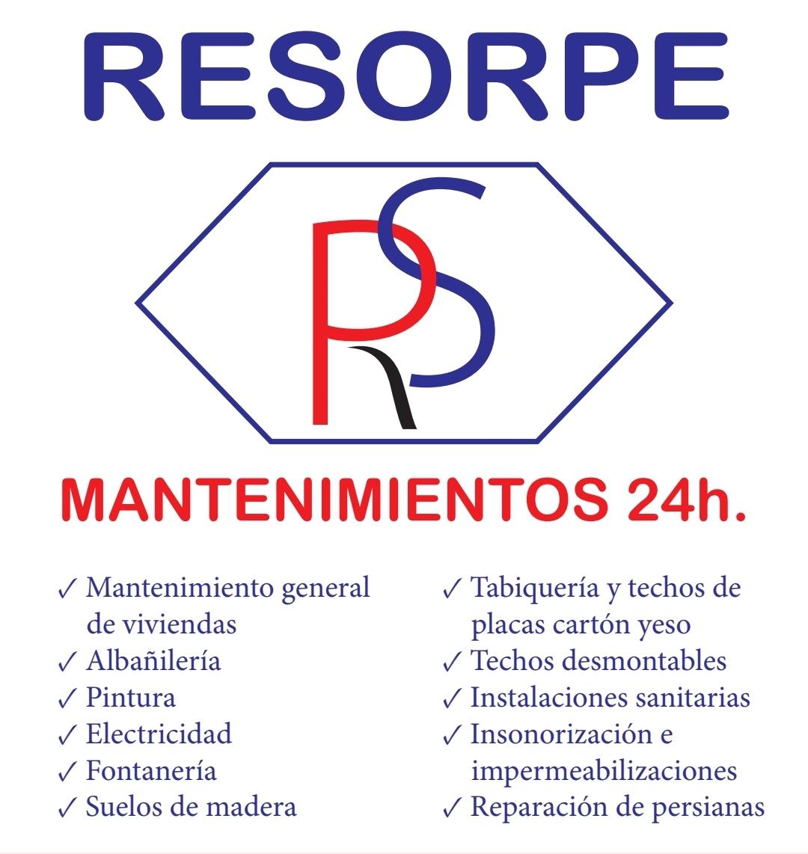 Electricistas y Mantenimientos 24h Resorpe