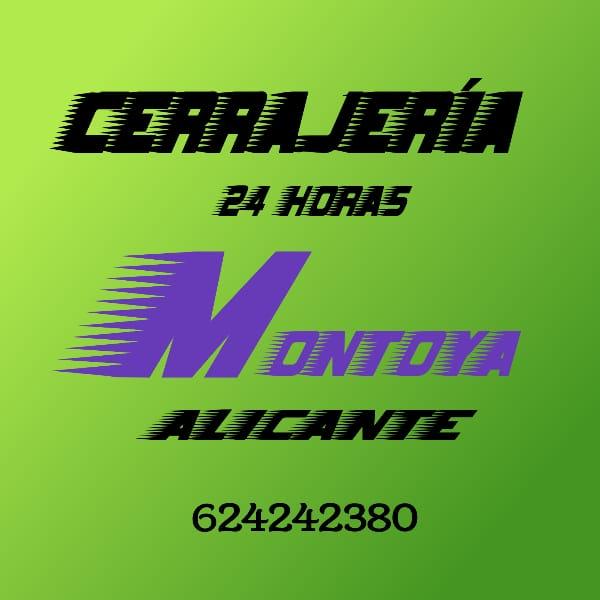 Cerrajería Montoya 24 Hs.